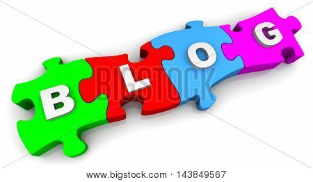 Blog word on puzzles. The word