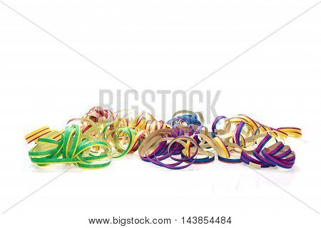 Carnival, Streamers, Map