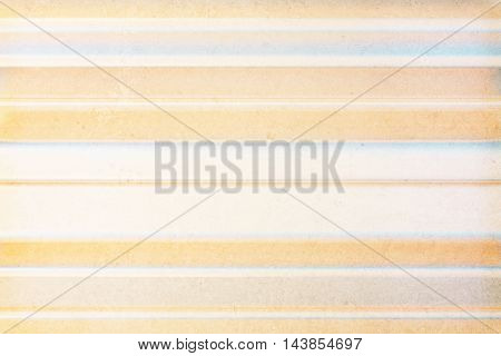 Abstract concrete stripy light brown background. Mock up 3D Rendering