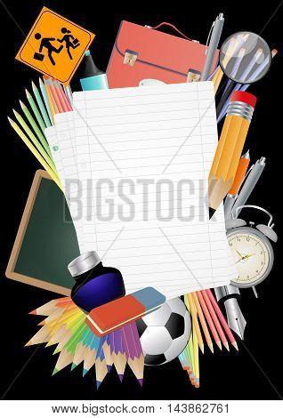 Blank Sheet School