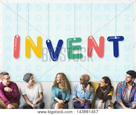 Invent Creative Design Evolution Improvement Concept