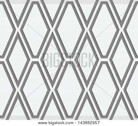 Perforated Vertical Diamonds