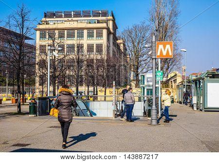 Turin Lingotto (hdr)