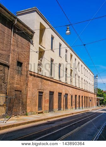 Rai Auditorium Turin (hdr)