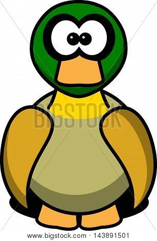 beautiful picture of a duck. impressive detail . Download now. an exceptional rate