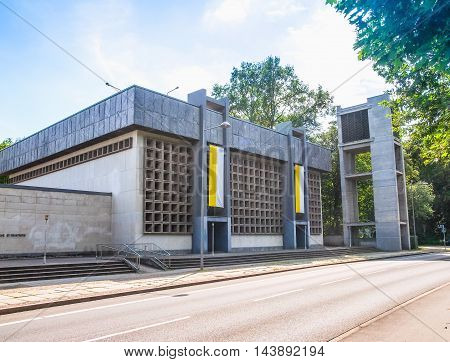 Propsteikirche St Trinitas Leipzig (hdr)