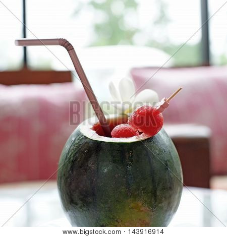 Sweet Watermelon Juice