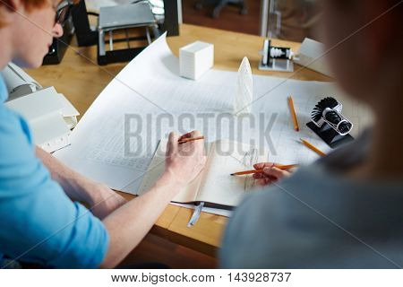 Work of designers