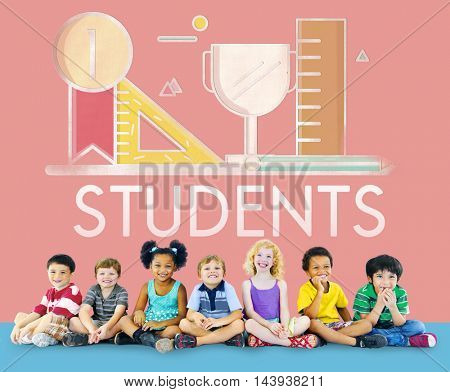 Students Education School Learning Academic Concept