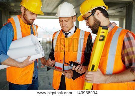 Three constructors