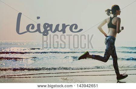 Leisure Hobbies Recreation Happiness Concept