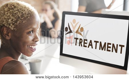 Variety Unity Treatment Togetherness Graphic Concept