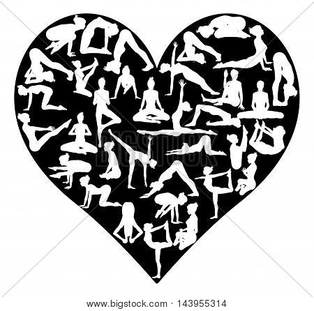 Yoga Pilates Heart