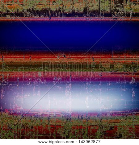 Scratched grunge background or spotted vintage texture. With different color patterns: blue; red (orange); purple (violet); brown; pink; white