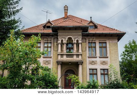 detached house in Brasov city in Romania