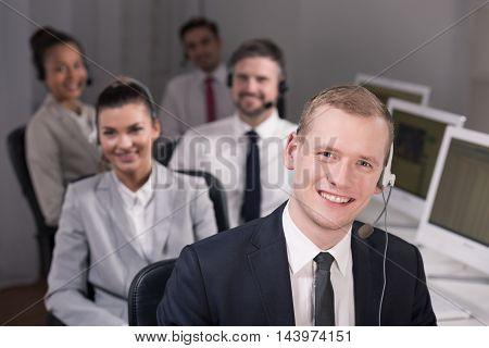 Call Centre Team