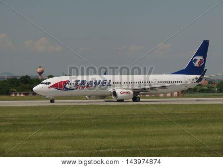 Travel Service Boeing 737-900