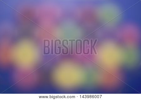 patterntexture : blurred color object for background