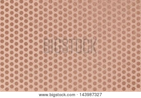 background pattern:vintage brown dot pattern for general graphic design or wallpaper with texture effect
