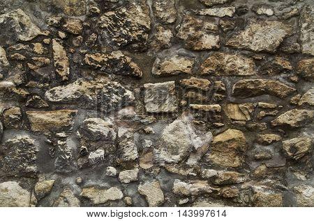 Photo of the natural Dark Stone Background