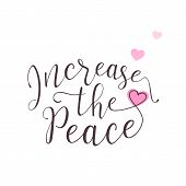 peace poster
