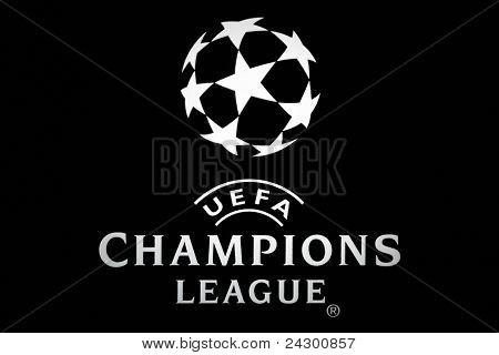 Uefa Champions League Luminous Logo