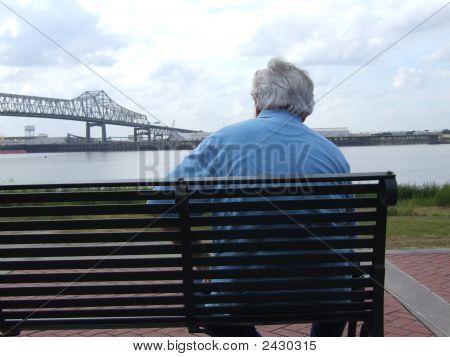 Senior suchen am Mississippi River