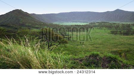 Queen Elizabeth National Park In Africa