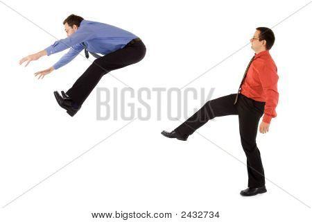 Kicking Out