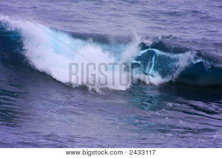 Blue Water Crash