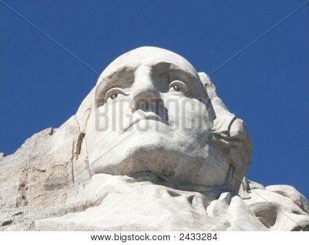 George Washington, Mt Rushmore