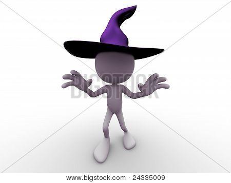 Halloween Character Scary