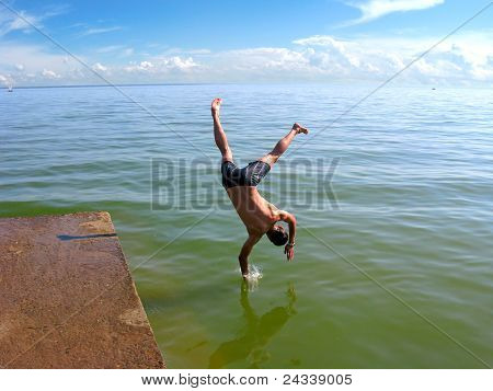 Extreme Jumping