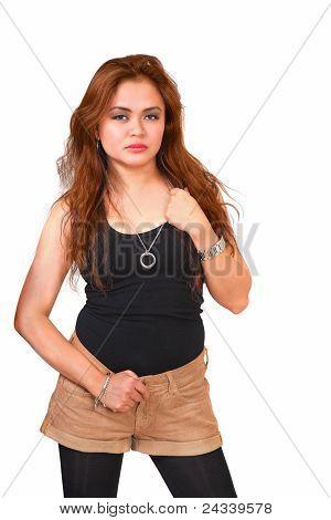 Hot Ethnic Girl