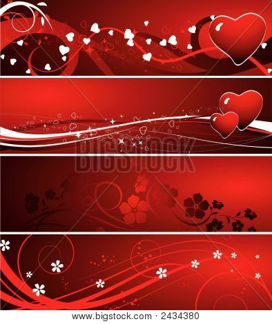 Conjunto de día de San Valentín