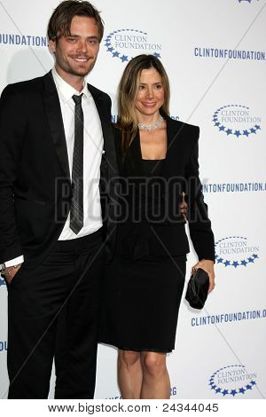 ".LOS ANGELES - OCT 14:  Mira Sorvino arriving at the Clinton Foundation ""Decade of Difference"" Gala at the Hollywood Palladium on October 14, 2011 in Los Angelees, CA"