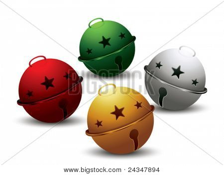 JIngle bells vector