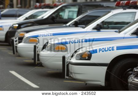 Carros de NYPD