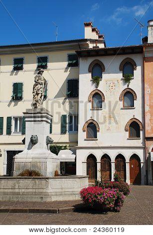 Piazza Paolo Diacono, Cividale Del Friuli