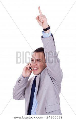 Ganar en el teléfono