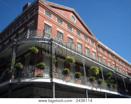 Gebäude in New orleans