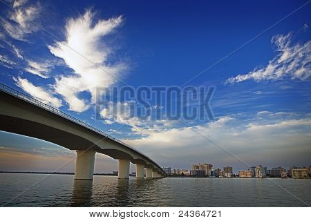 Bay Bridge to Downtown Sarasota