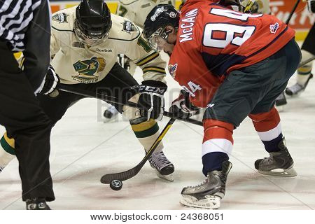 Ontario Hockey League - London Vs Windsor