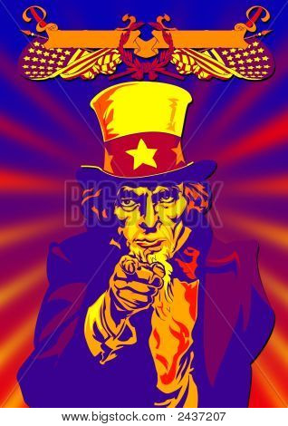 Uncle Sam Posters