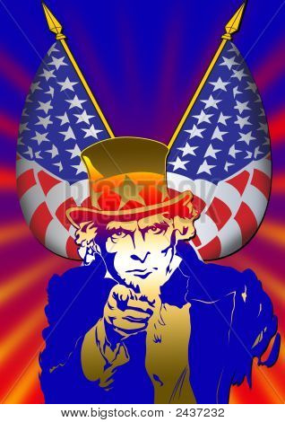 Classic Uncle Sam