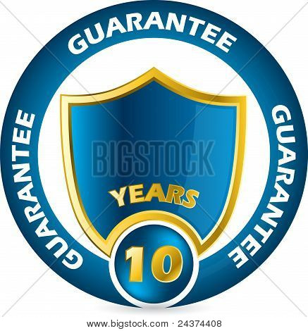 Guarantee Icon Design