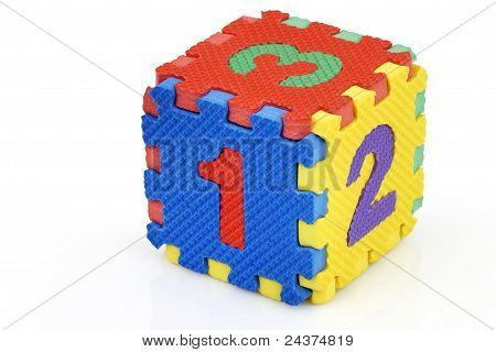 Fun Number Cube