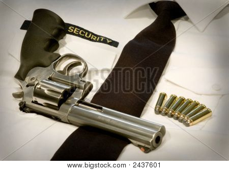 Security Magnum Revolver