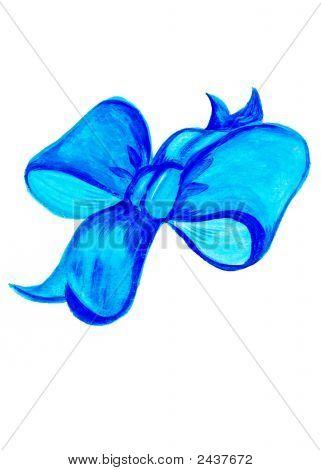 blau bug Neujahr Paint Zeichnung