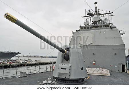 A Modern Deck Gun